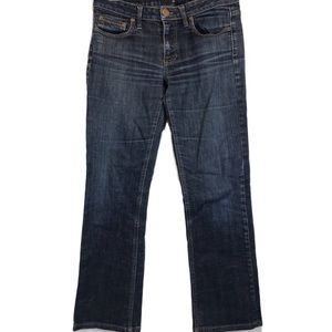 MARC BY MARC JACOBS Angela Low Rise Boot Cut Jeans